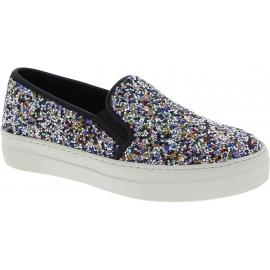 Steve Madden Chaussures slip-on fashion pour femme paillettes multicolores