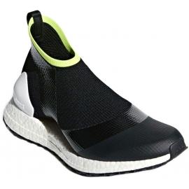 Adidas by Stella McCartney Chaussettes baskets femme en tissu technique noir