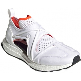 Adidas by Stella McCartney Baskets laser cut pour femme tissu technique blanc