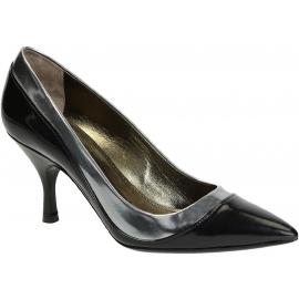 Chaussures à talon Lanvin en Cuir veau noir