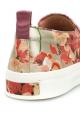 Basket slip on femme Gucci en cuir motif floral