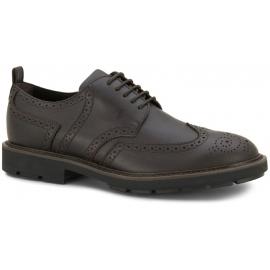 Chaussures àlacets Tod's en cuir tête de maure