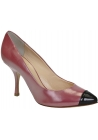Chaussures àtalon Giuseppe Zanotti en cuir verni framboise