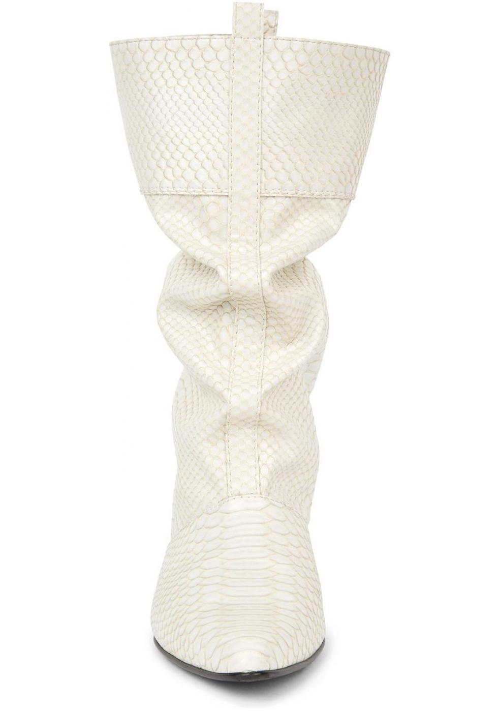 Bottines Stella McCartney en vegan python emprimée - Italian Boutique 6f8b86126d21