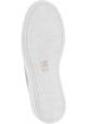 Steve Madden Baskets sans lacets à plateforme pour femmes en daim beige