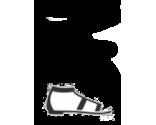 Sandales plates Miu Miu